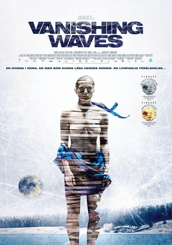 Vanishing Waves (Swedish poster)